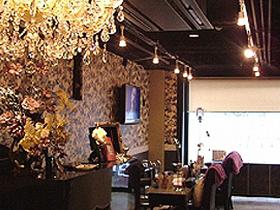 nail salon LUXURY(ネイルサロンラグジュアリー)の店内